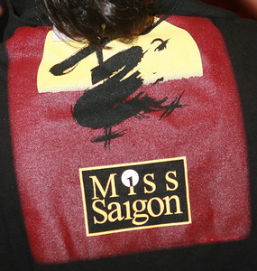 Miss Saigon Shirt